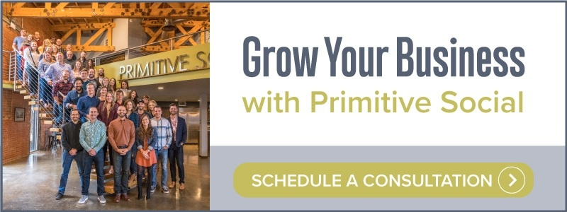 Grow Your Business with Primitive Social | Schedule a Consultation