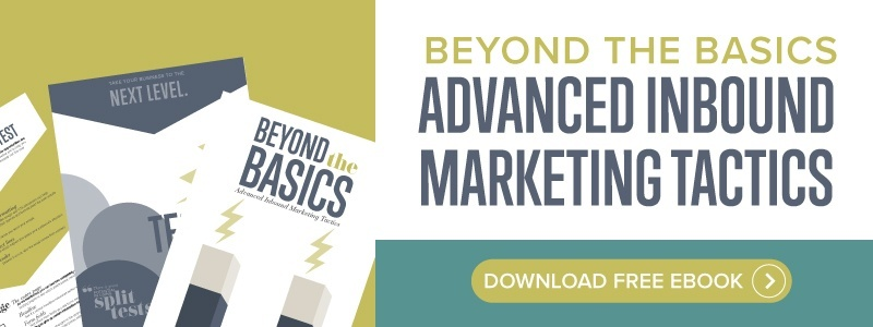 Advanced Inbound Marketing Tactics eBook