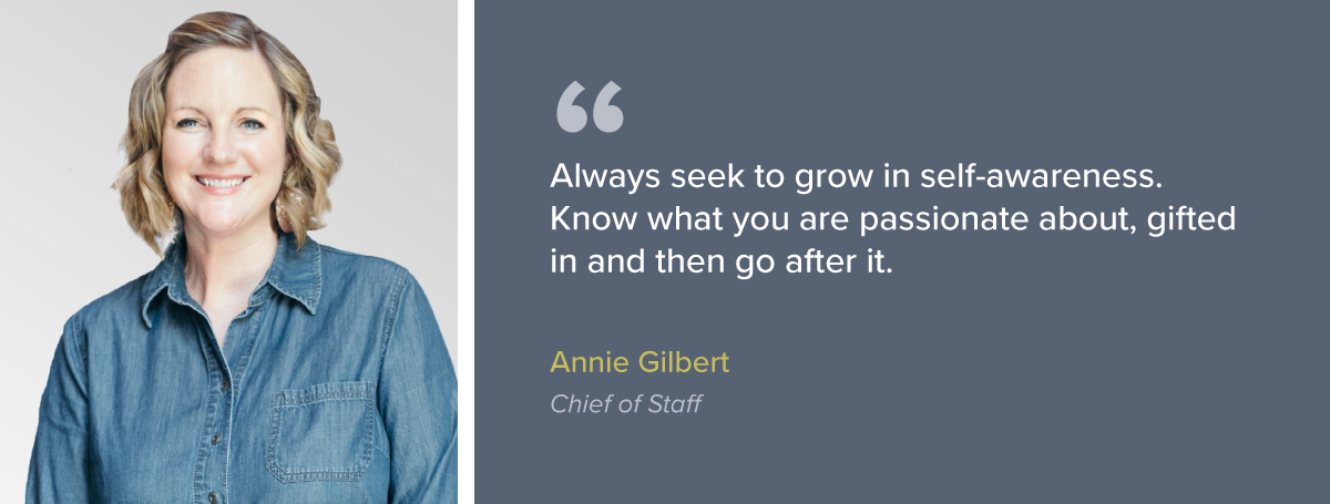 Primitive Social Employee Spotlight: Annie Gilbert