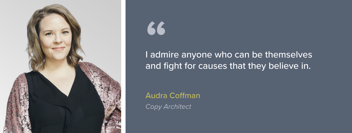 Employee Spotlight: Audra Coffman