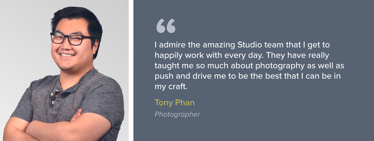 Employee Spotlight: Tony Phan